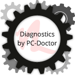 Diagnostics by PC-Doctor